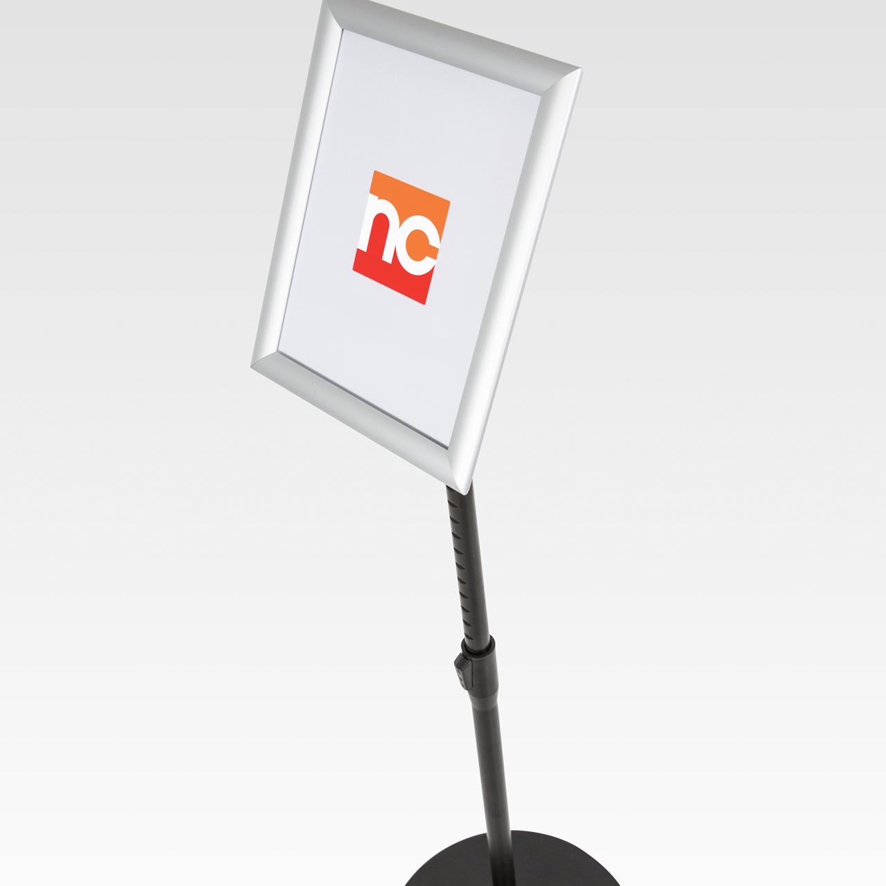 Porteaffiche Sur Pied Produits Solutions Daffichage Nouveaux - Porte affiche sur pied